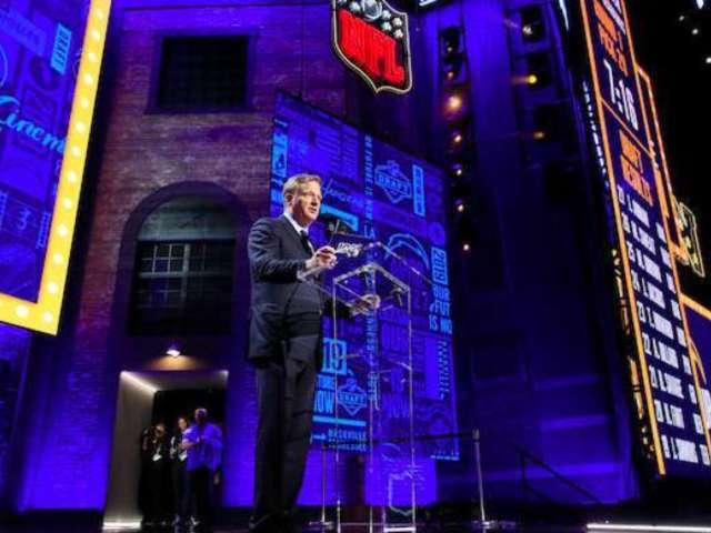 NFL Commissioner Roger Goodell Details 'Fully Virtual' Draft Due to Coronavirus