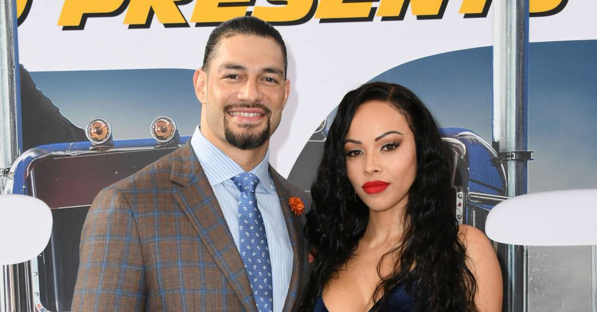 Roman Reigns wife exepcting twins second set