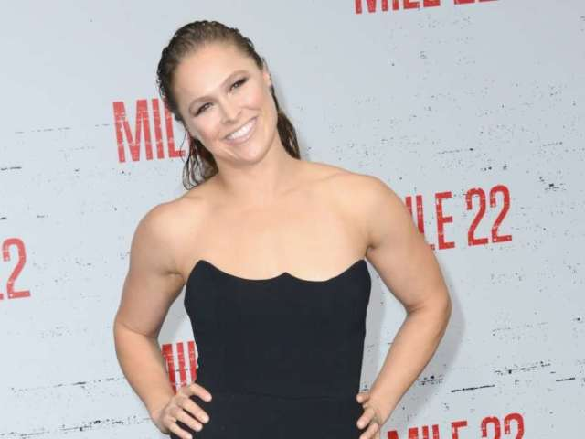 Ronda Rousey Knocks out Hulk Hogan Doll After 'Ungrateful Fans' Left 'Outraged' Over Latest Interview