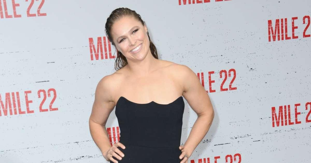 Ronda Rosuey knocks out Hulk Hogan doll ungateful fans outraged interview