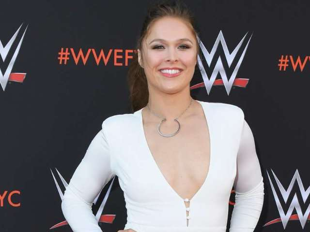 Ronda Rousey Addresses WWE Future, Issues With 'F—ing Ungrateful Fans'