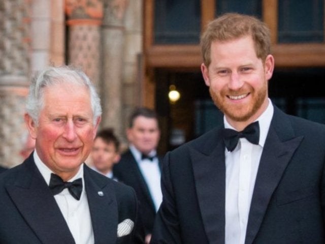 Prince Harry Reportedly 'Overwhelmed' With Guilt Being Away From Dad Prince Charles Amid Coronavirus Diagnosis