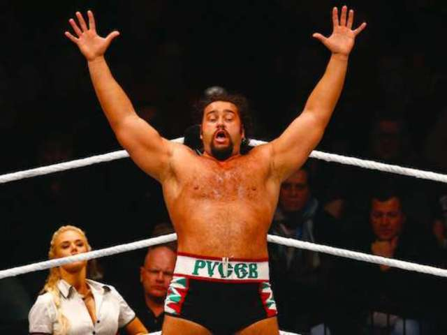 WWE's Rusev Pledged $20K to Company Workers in Need Ahead of Release