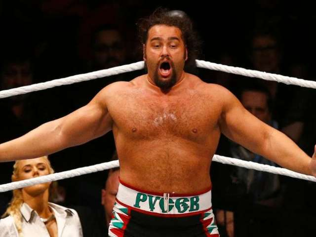 Rusev, Former WWE Star, Confirms Positive COVID-19 Test During Livestream