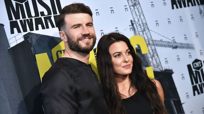 sam-hunt-hannah-lee-fowler_getty-Mike Coppola : Staff