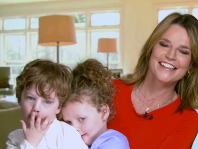 'Today' Show Co-Host Savannah Guthrie's Kids Get Quarantine Haircuts From Their 'Master' Dad
