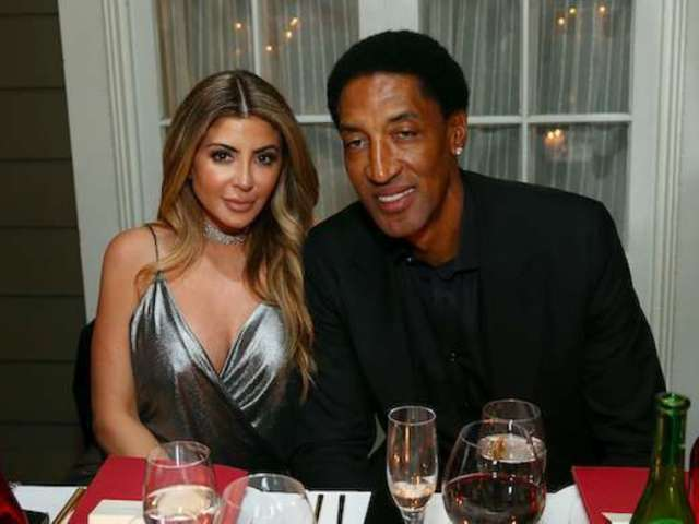 Scottie Pippen's Ex-Wife Larsa Reveals Former Bulls Star 'Did Ok' Following 'The Last Dance'