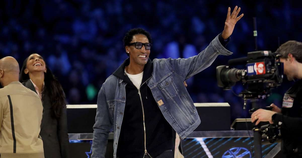 Scottie Pippen children what to know NBA legend family