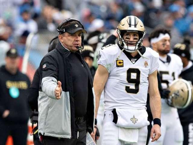Saints Head Coach Sean Payton Says 2020 Will Be Drew Brees' Final Season