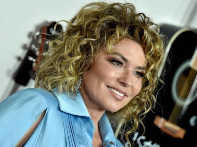 Shania Twain Hilariously Encourages Fans to Stay Home With Edited Album Artwork