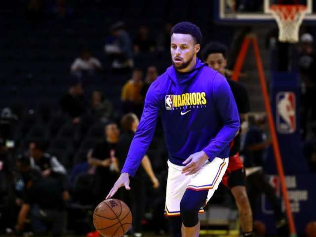 Steph Curry Reveals He Was the First NBA Player Tested for Coronavirus