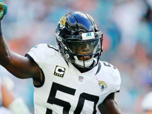 Telvin Smith, Jaguars Alum, Reportedly Charged for Unlawful Sexual Activity With Minors