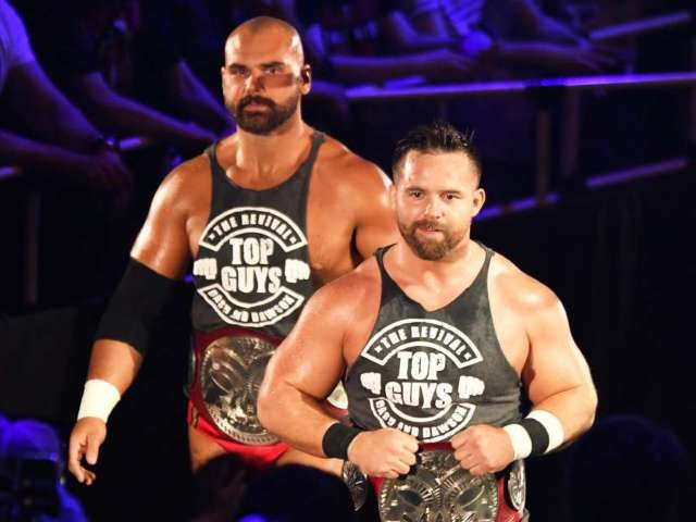 WWE's The Revival Officially Released From Company