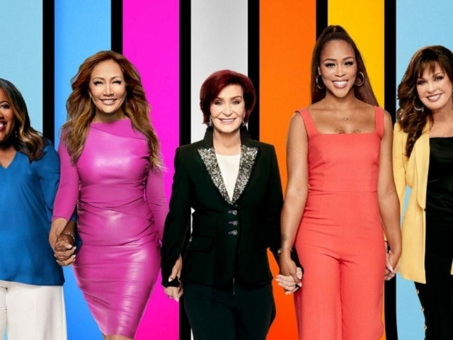 'The Talk': Sharon Osbourne Addresses Speculation She Was 'Rude' to Marie Osmond