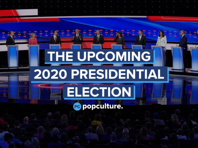 The Upcoming 2020 Presidential Election