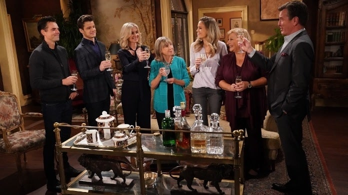 the young and the restless cbs