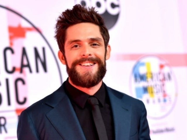 Thomas Rhett's Daughter Lennon Gives Dad a Smile in Sweet New Video
