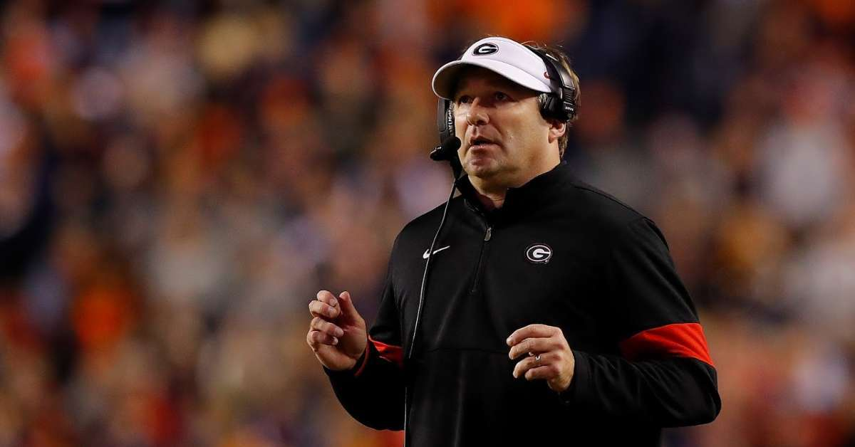 Tiger King Kirby Smart Georgia Bulldogs couldn't stomach Netflix show