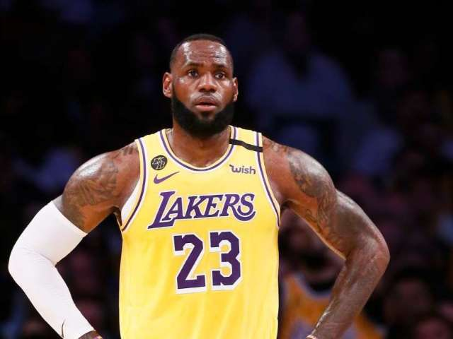 'Tiger King': LeBron James Reveals Why He Binged Netflix Series