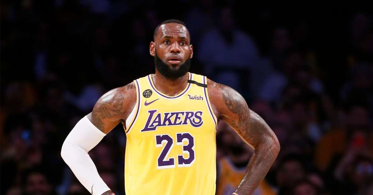Tiger King LeBron James binged watched Netflix Show