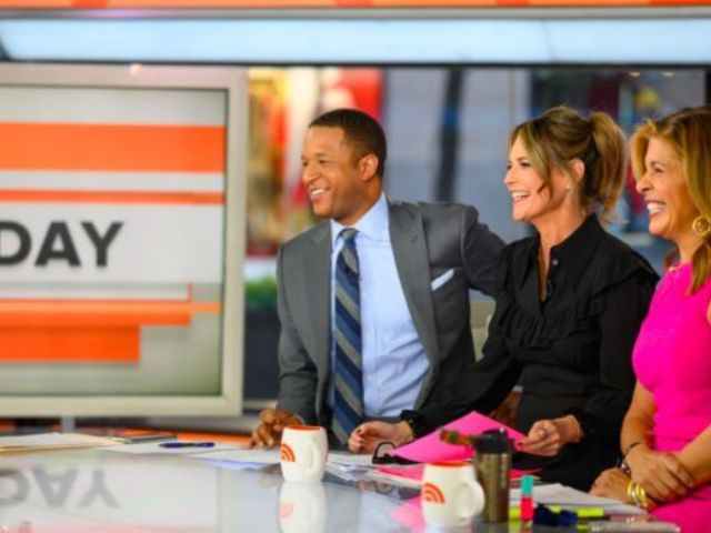 Savannah Guthrie, Craig Melvin Return to 'Today' Studio With Hoda Kotb Amid Pandemic