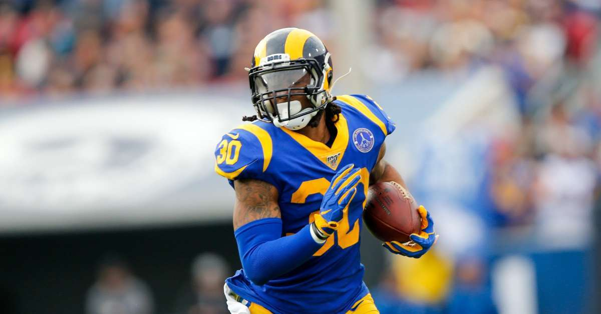 Todd Gurley Clay Matthews Los Angeles Rams accuse late payments released