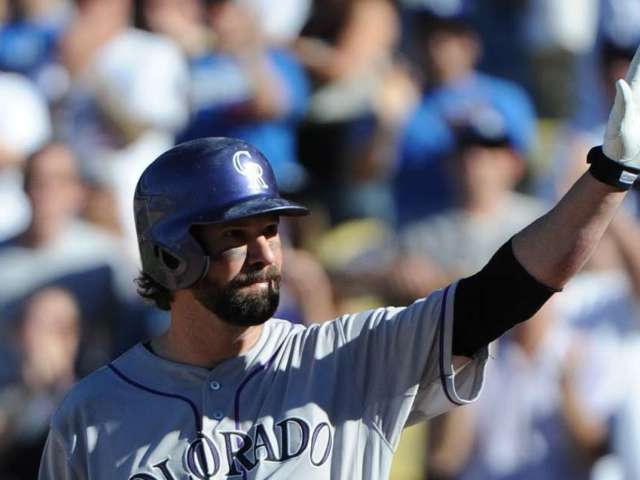MLB Star Todd Helton Sentenced to Jail Time for 2019 DUI
