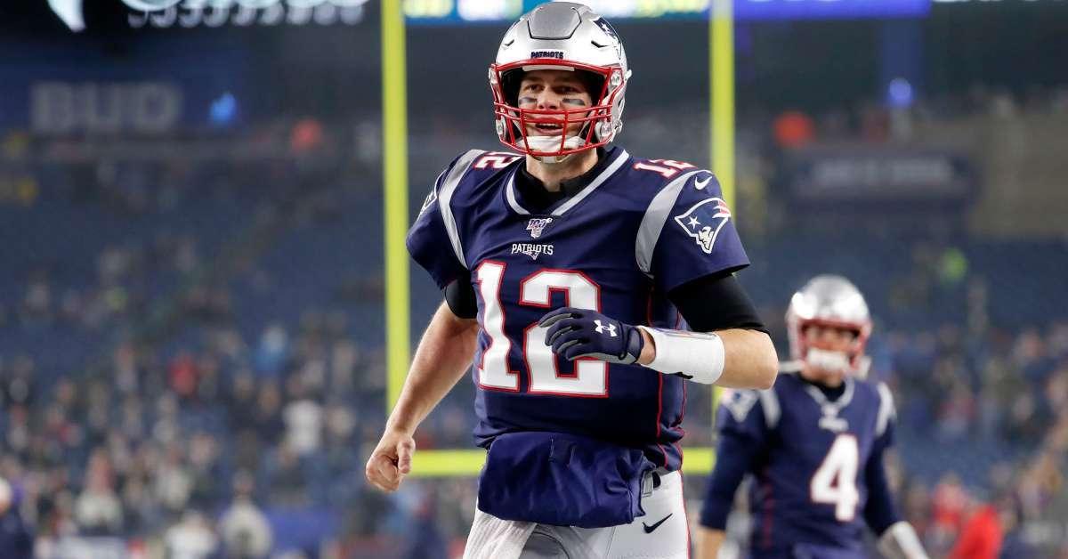 Tom Brady jabbed Boston Mayor leaves Patriots