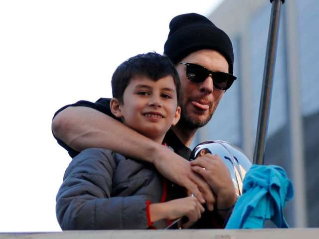 Tom Brady Says He 'Absolutely' Would Let His Sons Play Football
