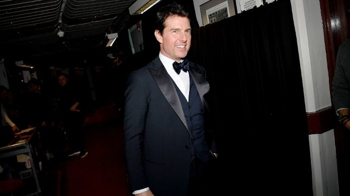 tom cruise getty images