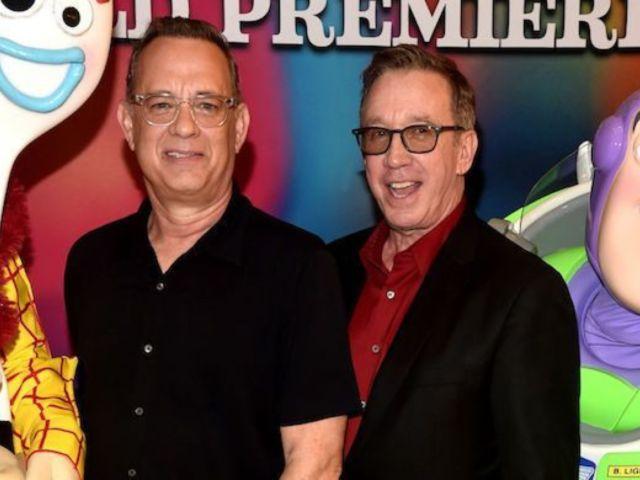 Here's What Tim Allen Told Tom Hanks While He Battled Coronavirus