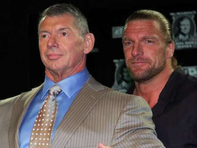 Triple H Reveals How Vince McMahon Would Make Him 'Uncomfortable' When He Started Dating Now-Wife Stephanie