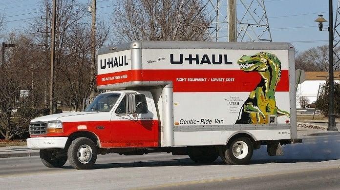 u-haul getty images