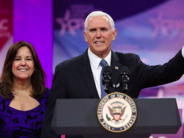 Mike Pence's Wife Karen Sparks Strong Response From Social Media Following Her Comments About Him Not Wearing a Face Mask