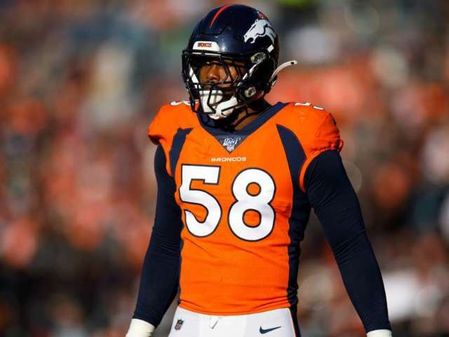 Von Miller's April Fool's Day Post Made Broncos Fans Panic
