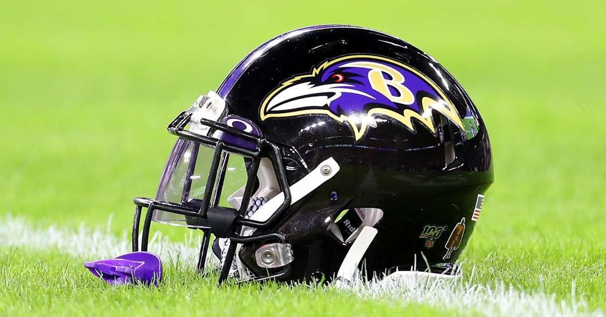 WWE Rick Steiner Son Bronson Rechsteiner signs Baltimore Ravens