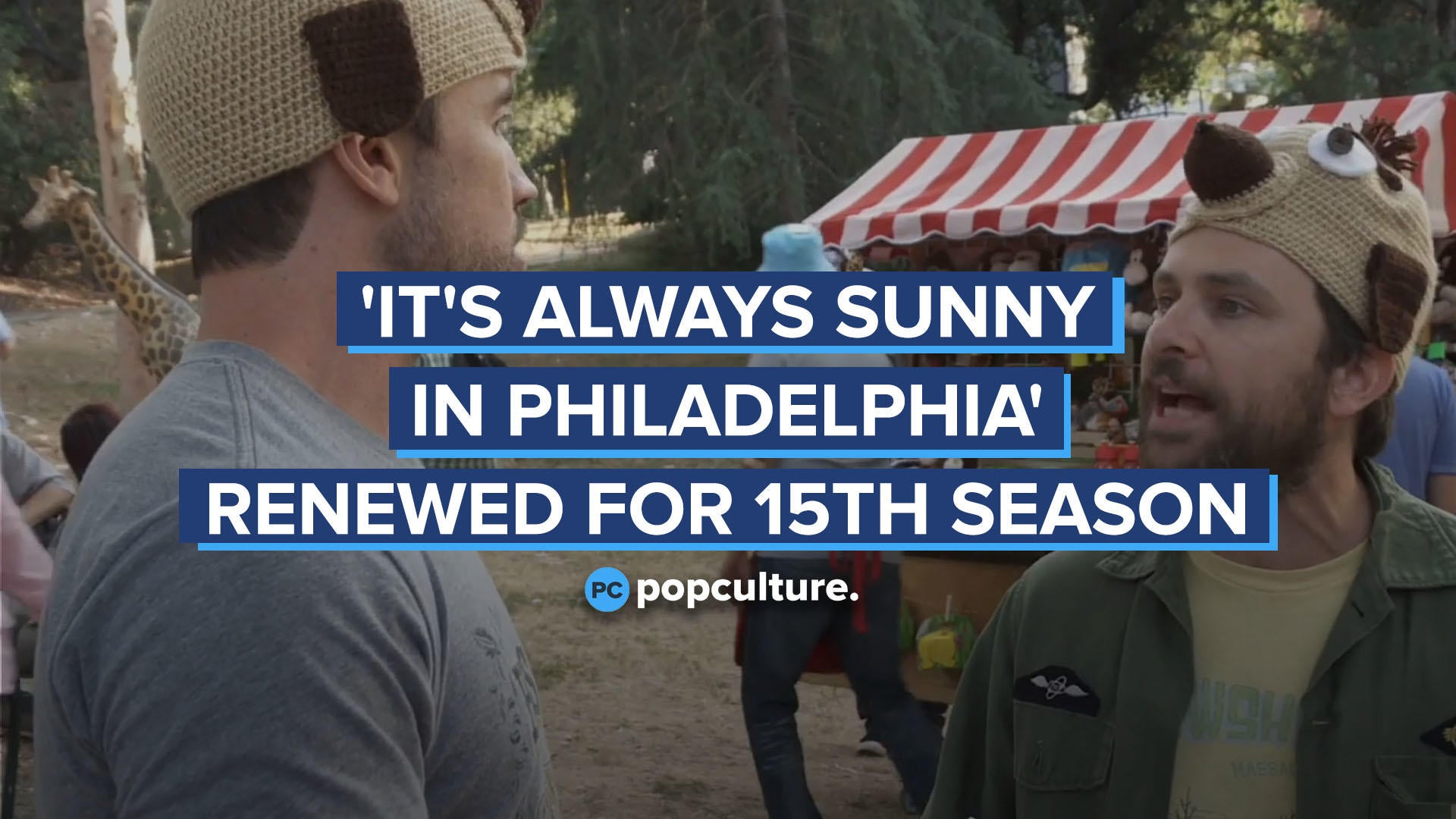 'It's Always Sunny in Philadelphia' Renewed for Record 15th Season at FX