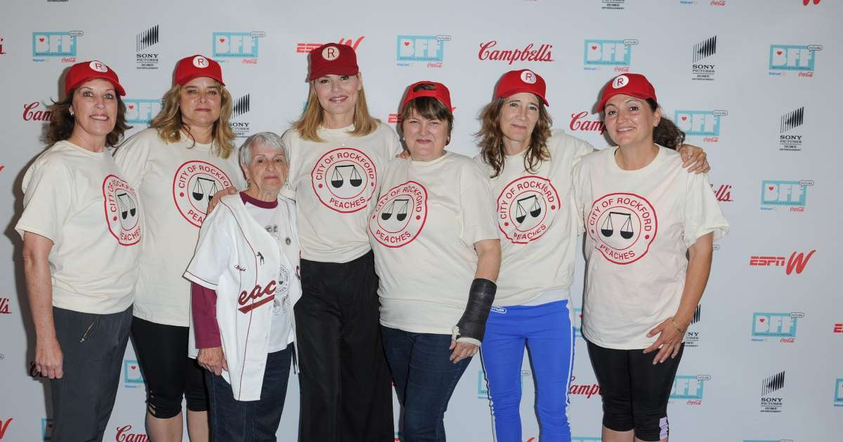 A League of Their Own TV series Everything We Know