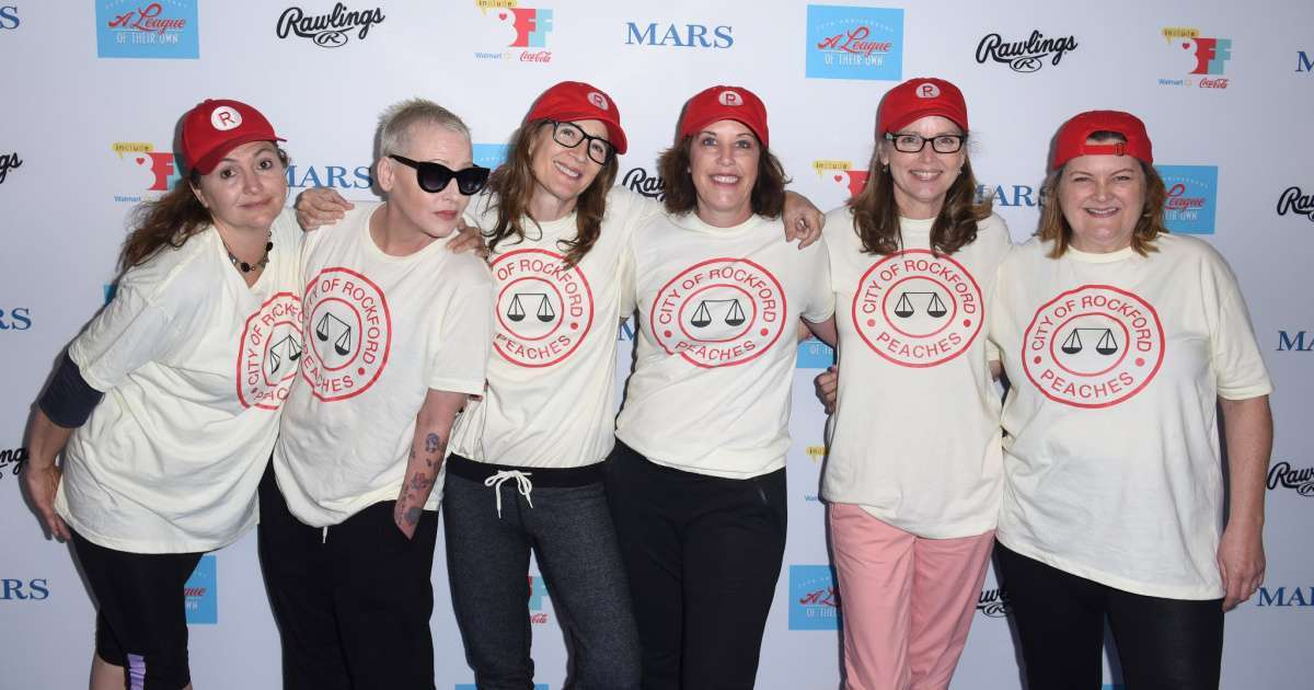 A League of Their Own where are they now