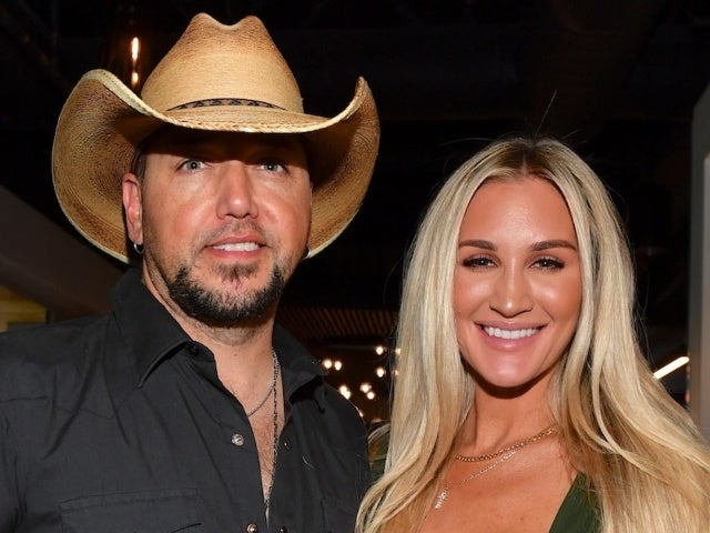 Jason Aldean Celebrates Wife Brittany's Birthday With a Surprise Party