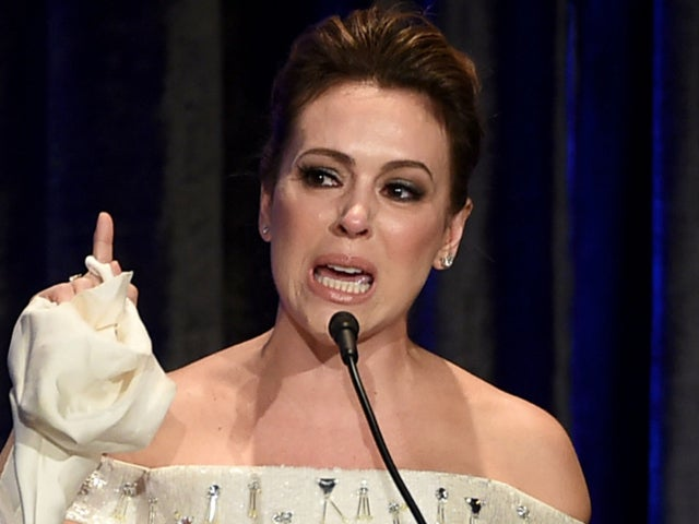 Alyssa Milano Calls out Donald Trump Over Joe Scarborough Conspiracy Tweet