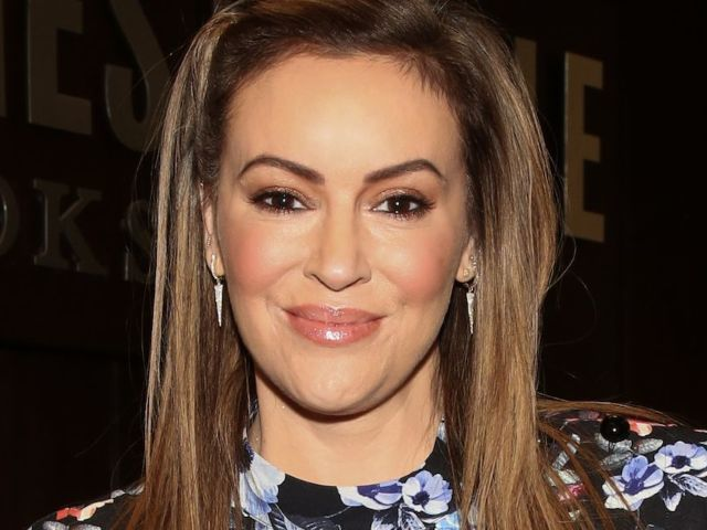 Alyssa Milano Slams Blackface Accusations, Says She Was Portraying Snooki