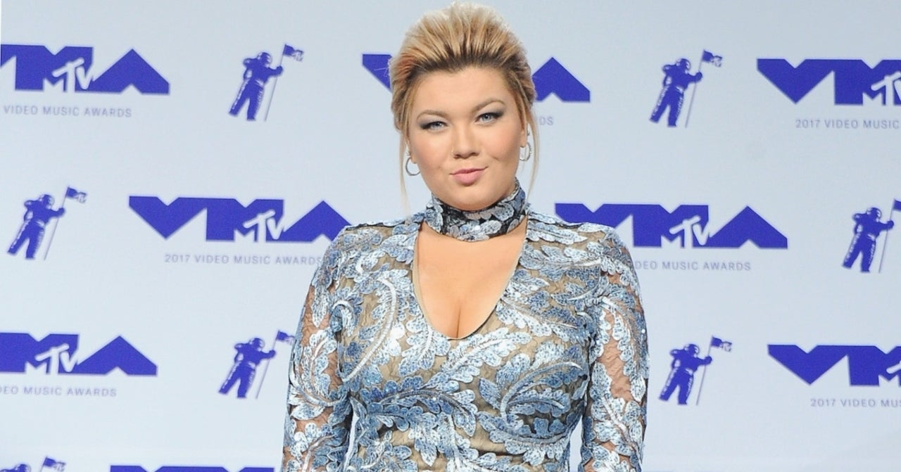'Teen Mom': Amber Portwood Opens up About Strained Relationship With Daughter Leah.jpg