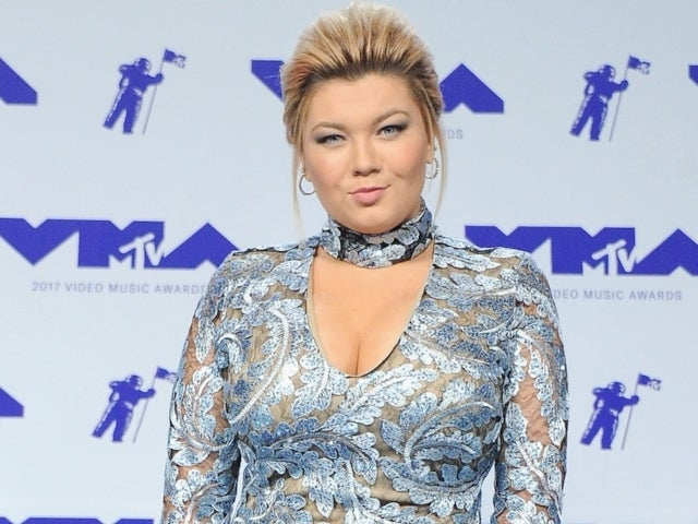 'Teen Mom OG' Star Amber Portwood Reacts to Men Sending Her Unsolicited Explicit Photos