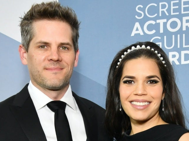 'Superstore' Star America Ferrera Welcomes Second Child With Husband Ryan Pier Williams