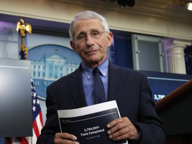 Dr. Anthony Fauci Undergoes Surgery for Vocal Cord Polyp