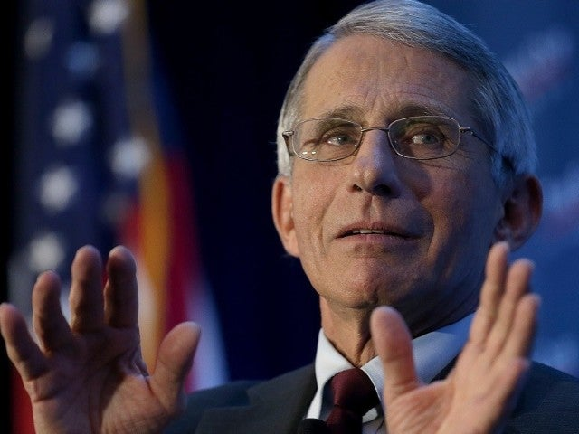 Fauci 'Would Not Be Surprised' If US Hit 100K New Coronavirus Cases a Day
