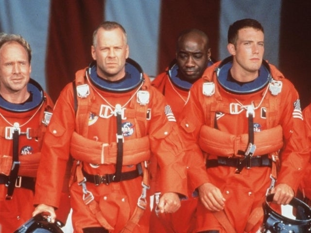 Bruce Willis Wears Actual 'Saving the World' Suit From 'Armageddon' 22 Years Later
