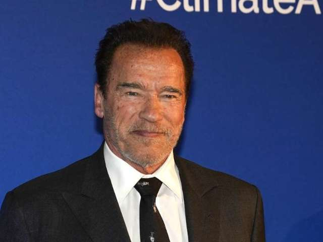 Arnold Schwarzenegger Calls Shad Gaspard 'The Ultimate Hero'