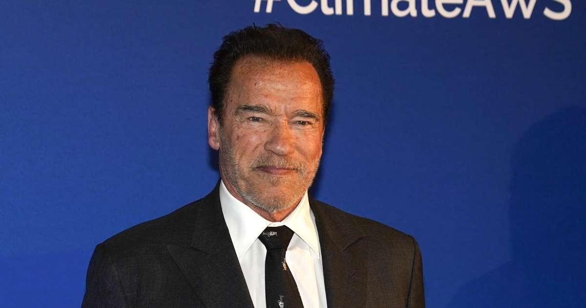 Arnold Schwarzenegger Calls Shad Gaspard 'The Ultimate Hero' (1)